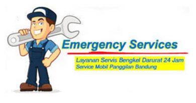 Bengkel Mobil Online 24 Jam Bandung