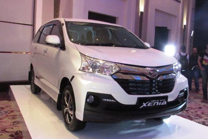 Test Drive Daihatsu Xenia R Sporty 1.3 M/T Dengan Konsumsi BBM Irit