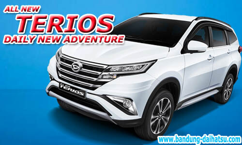 All New Terios Terbaru