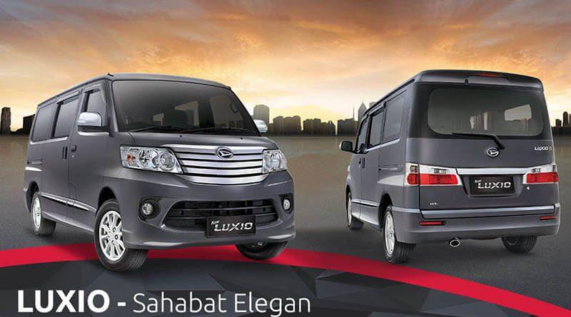 Harga Daihatsu Luxio 2019