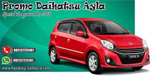 Promo Daihatsu Ayla Bandung