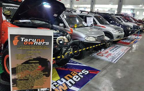 Kontes Modifikasi Mobil Daihatsu