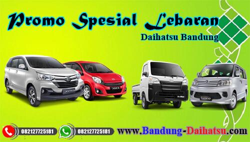 Promo Spesial Lebaran Daihatsu Bandung