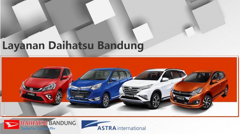 Layanan Daihatsu Bandung