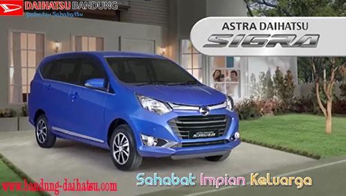 Spesifikasi dan Harga Daihatsu Sigra 2018