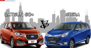 Komparasi Datsun GO Plus vs Daihatsu Sigra