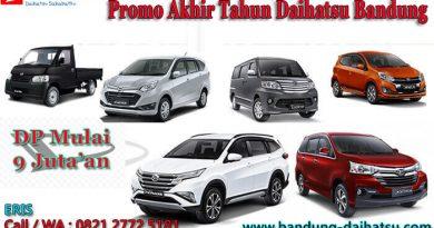 Promo Akhir Tahun Daihatsu Bandung