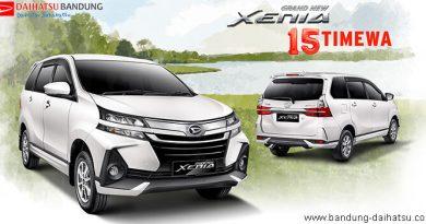 Harga Daihatsu Grand New Xenia 2019