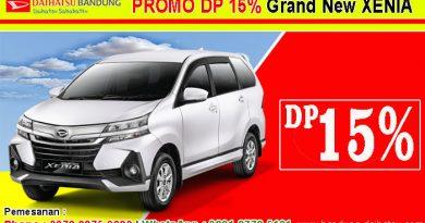 Promo DP 15% Grand New Xenia Bandung