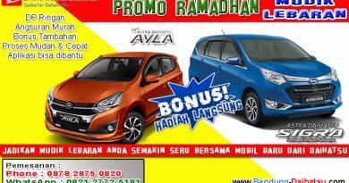 Paket Ramadhan Daihatsu Bandung 2019