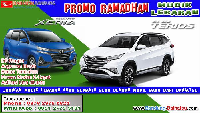 Promo DP Ringan Xenia dan Terios Bandung