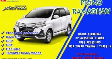 Promo Ramadhan Xenia Bandung