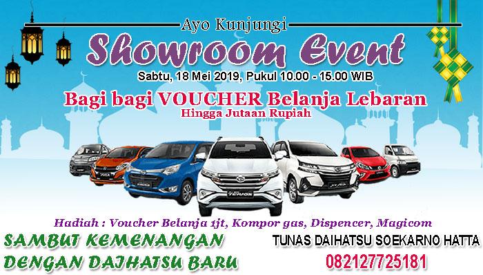 Showroom Event Daihatsu Bandung