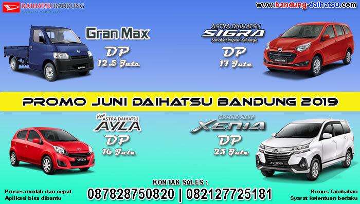 Promo Juni Daihatsu Bandung 2019