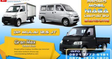 Promo Mobil Niaga Daihatsu Bandung
