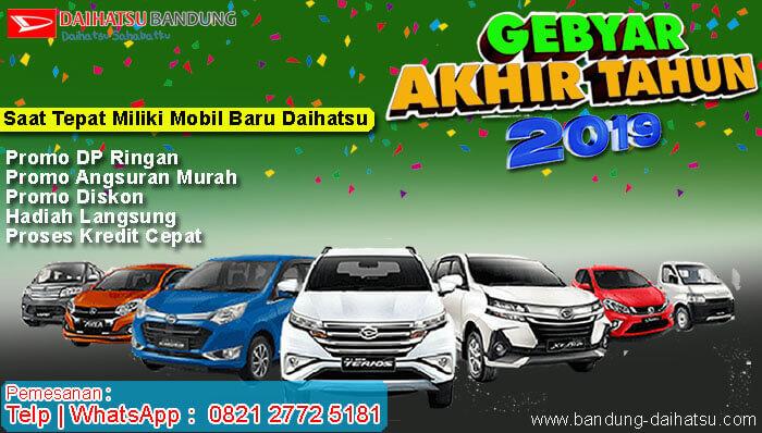 Gebyar Akhir Tahun Daihatsu Bandung 2019