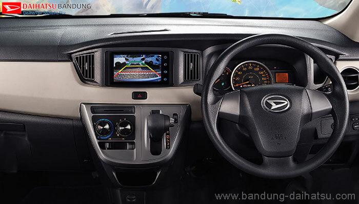 Interior New Astra Daihatsu Sigra