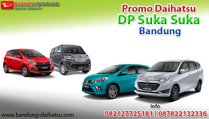 Promo Daihatsu DP Suka Suka Bandung