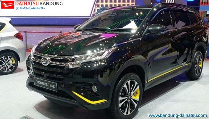 Terios Varian Terbaru disiapkan Daihatsu untuk Bertarung dengan Suzuki XL7