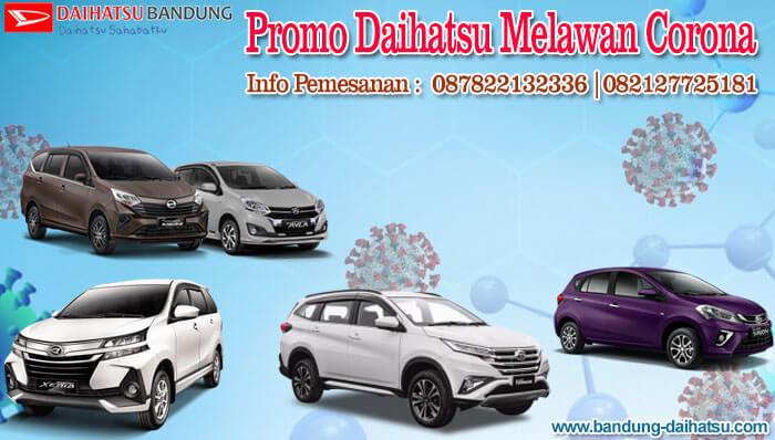 Promo Daihatsu Melawan Corona