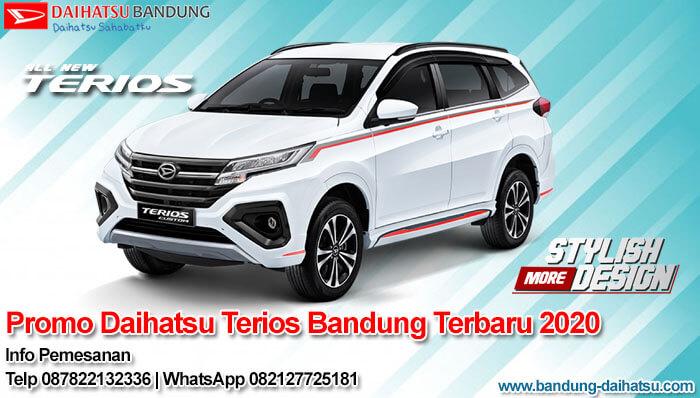 Promo Daihatsu Terios Bandung Terbaru 2020
