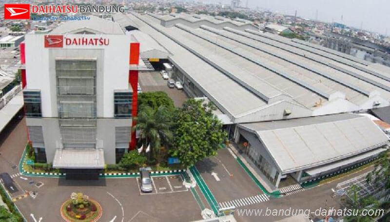 Daihatsu Indonesia Telah Tingkatkan Kapasitas Produksi