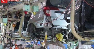 Daihatsu Menaikan Produksi karena Permintaan Stok Naik