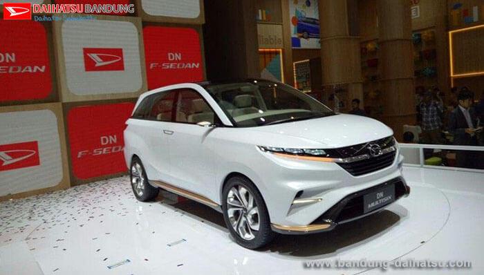 Daihatsu Xenia Hybrid