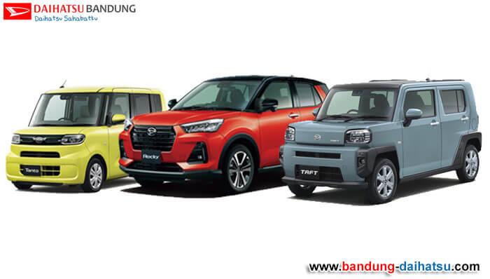 Produk Berbasis DNGA Daihatsu Sharing Konsep Inovasi