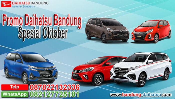 Promo Daihatsu Bandung Spesial Oktober