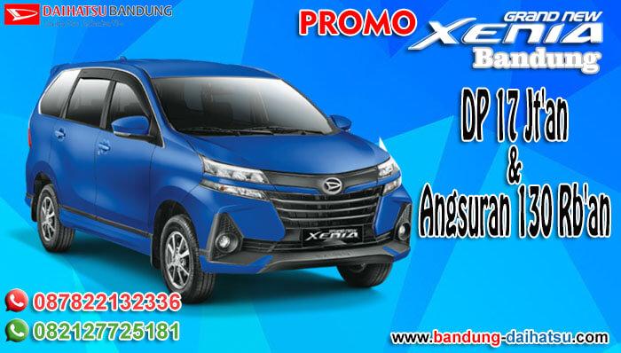 Promo Daihatsu Xenia Bandung Terbaru