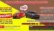 Promo Daihatsu Bandung 2021