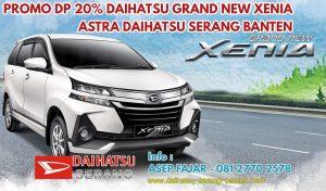 Promo Daihatsu Xenia Serang Banten 20