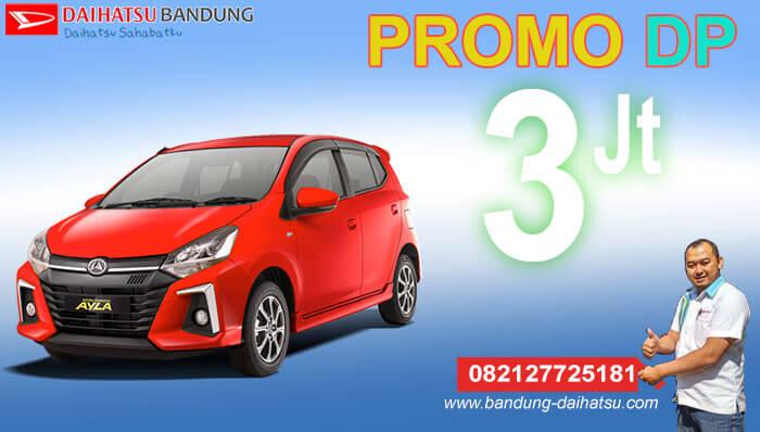Promo DP 3 Juta Daihatsu Bandung Mei 2021
