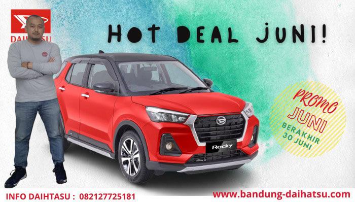 Promo Murah Daihatsu Bandung Juni 2021